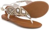 Bamboo Beaded Sandals (For Women)