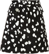 ADAM by Adam Lippes jacquard mini skirt