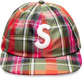 Logo Plaid Cap
