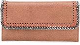 Stella McCartney Falabella flap wallet