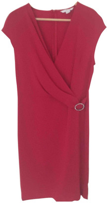 Marella Red Polyester Dresses