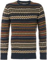 Barbour Fairisle sweater
