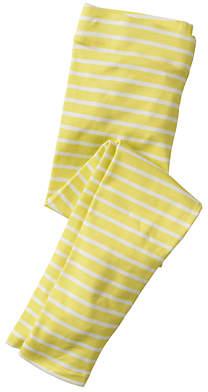 Boden Mini Girls' Fun Leggings, Yellow