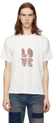 Remi Relief White Love T-Shirt