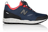 New Balance Men's Fresh Foam Trailbuster Re-Engineered Sneakers-NAVY, PINK, BLACK, GREY