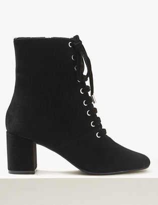 Marks and Spencer Lace-up Ankle Boots