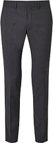 J. Lindeberg Soft Comfort Wool Slim Fit Suit Trousers, Light Grey