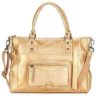 Sabrina CAMILLE women's Handbags in Gold
