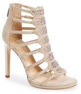 Imagine by Vince Camuto Women's Imagine Vince Camuto 'Gavin' Embellished Cage Sandal