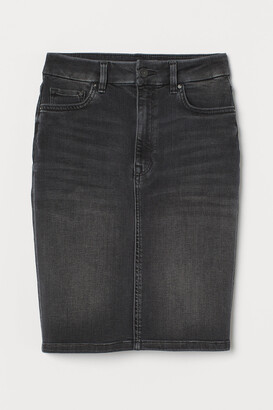 H&M Embrace Denim Skirt
