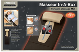 HoMedics Therapist Select Masseur-In-A-Box