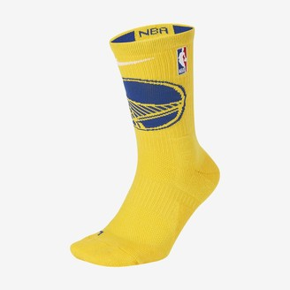 Nike Elite NBA Crew Socks Golden State Warriors