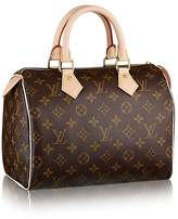 Louis Vuitton Canvas Speedy 25 M41109