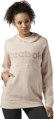 Reebok Classics Reebok Classic Women's Foundation Graphic Over the Head Hoodie