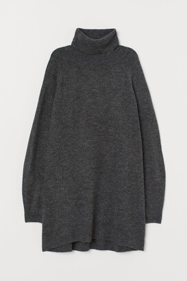 H&M Long Turtleneck Sweater