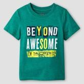 Toddler Boys' Short Sleeve T-Shirt Cat & Jack - Vine Green