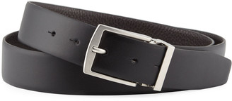 Giorgio Armani Men's Boxed Gift Set with Reversible Belt & Two Buckles