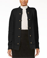 Maison Jules Sailor Cardigan, Only at Macy's