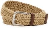 Tailorbyrd Woven Cotton Braid Belt