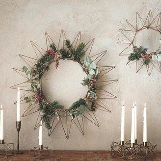 Nkuku Talini Wreath