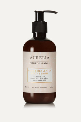 Aurelia Probiotic Skincare Firm & Replenish Body Serum, 250ml - Colorless