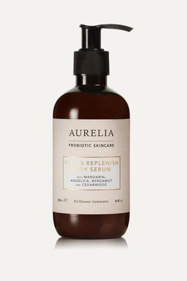 Aurelia Probiotic Skincare Net Sustain Firm & Replenish Body Serum, 250ml