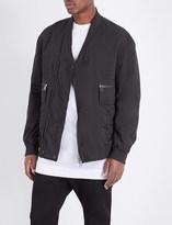 Helmut Lang Pocket-detail shell jacket
