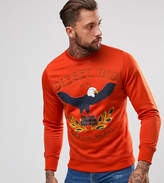 Diesel Eagle Sweater