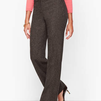 Talbots Luxe Donegal Windsor Pants