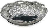 Arthur Court Grape Aluminum Coupe Serving Bowl
