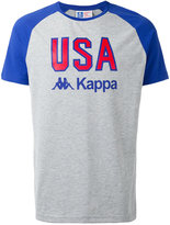 Kappa LA USA T-shirt - men - Cotton - L