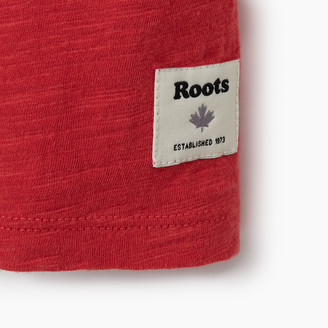 Roots Womens Canada Maple Leaf T-shirt