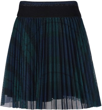 Lapin House Pleated Tulle Skirt