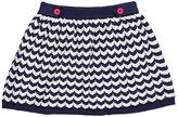 Hartstrings Girls 2-6x Cotton Sweater Skirt