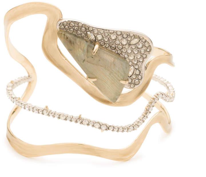 Alexis Bittar Freeform Roxbury Cuff Bracelet