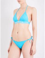 Calvin Klein Intense Power triangle bikini top