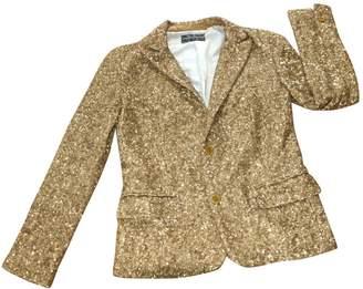 Zadig & Voltaire \N Gold Glitter Jackets
