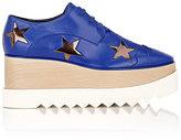 Stella McCartney Women's Elyse Platform Oxfords-BLUE