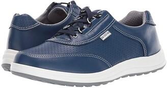 SAS Sporty Lux (Blue Perf) Women's Shoes