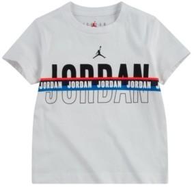 Jordan Toddler Boys Split Decision Tee