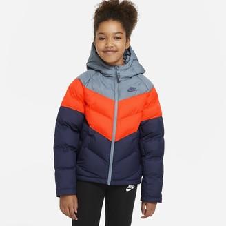 Nike Big Kids' Synthetic-Fill Jacket Sportswear