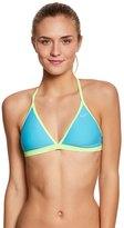 Nike Women's Solids TBack Sport Bra Swimsuit Top - 8148618