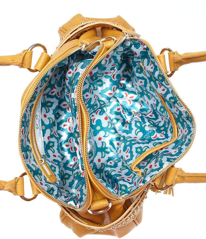Big Buddha Handbag, Eryn Satchel