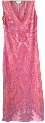 Tracy Reese Multicolour Silk Dress for Women