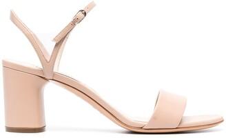 Casadei Block-Heel Strappy Sandals
