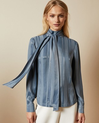Ted Baker Tie Detail Blouse