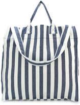 Sunnei striped tote bag