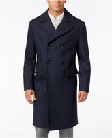 MICHAEL Michael Kors Men's Slim-Fit Double-Breasted Overcoat