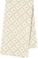 Pehr Designs Weave Tea Towel in Grey & Citron