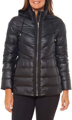 Kate Spade Lightweight Down Coat, Black